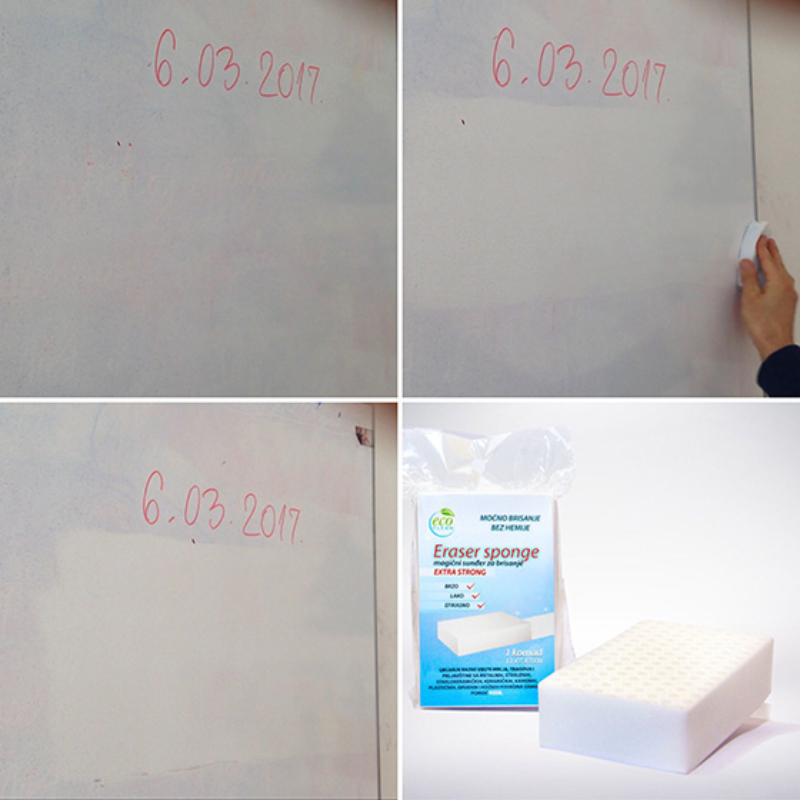 Magični sunđer za brisanje - Eraser sponge