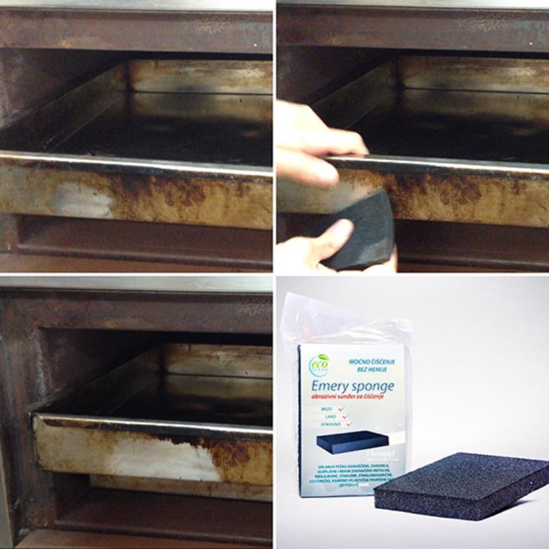 Abrazivni sunđer za čišćenje - Emery sponge