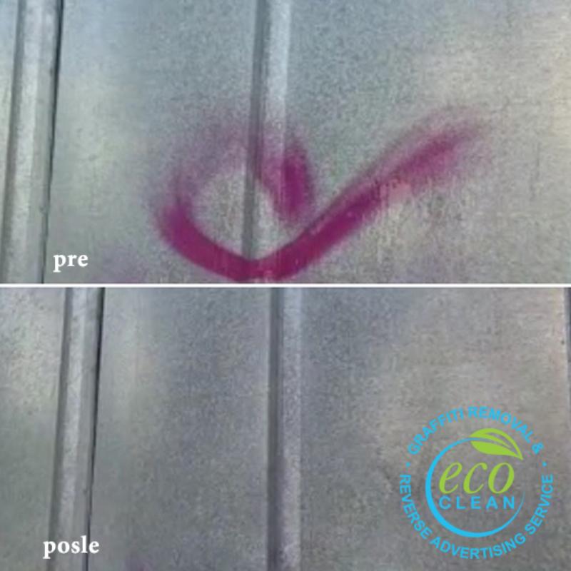 Servis za čišćenje grafita