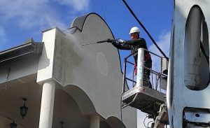 Pranje fasade