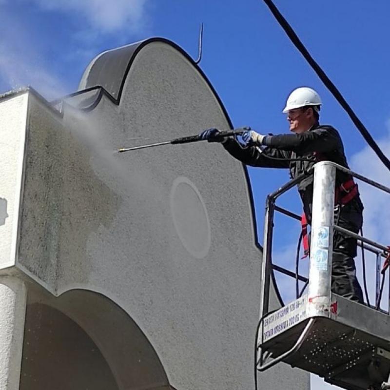 Pranje fasada